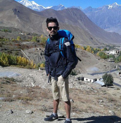 Mr. Moti Khanal