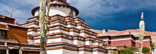 Lasha, Gyantse, Shighatse Namasto Tour