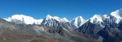 Langtang village Trekking