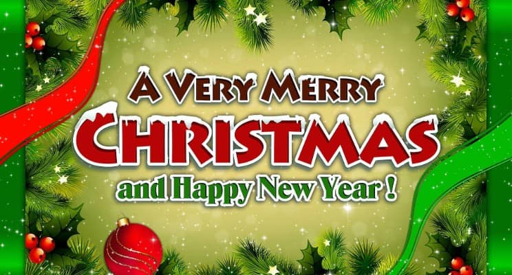 Merry Christmas and Happy New Year 2019 from Adventure Mountain Club